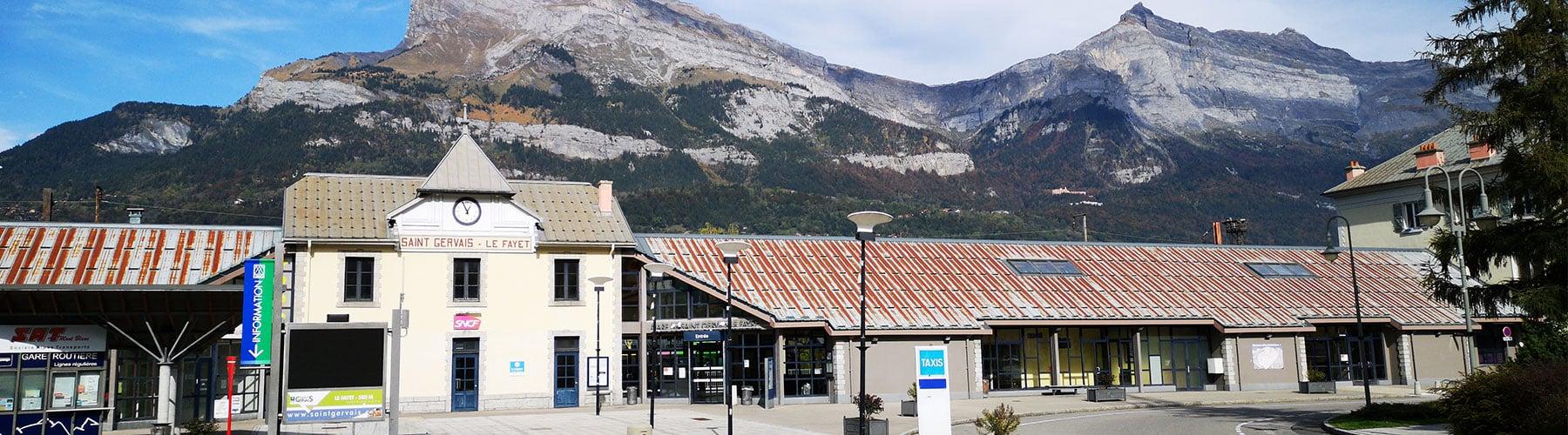Destination in Saint-Gervais
