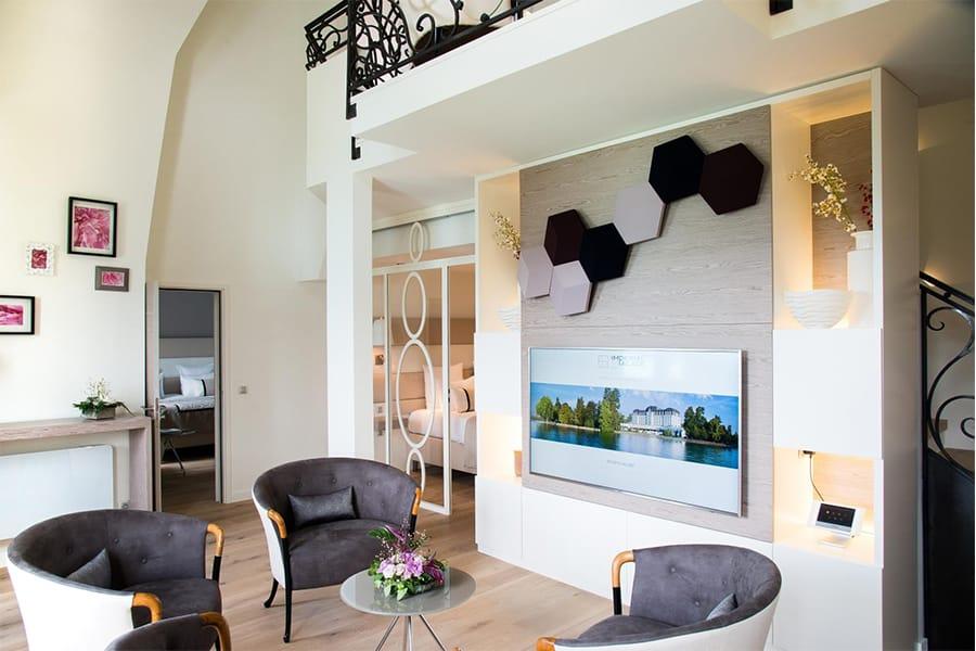 Suites Impérial Palace Annecy