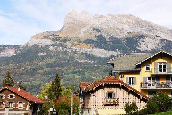 Le Village de Saint Gervais