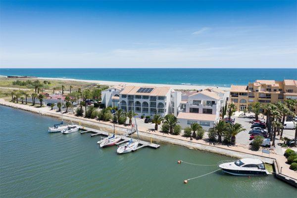 Les Bulles de Mer Unique Hôtel Spa