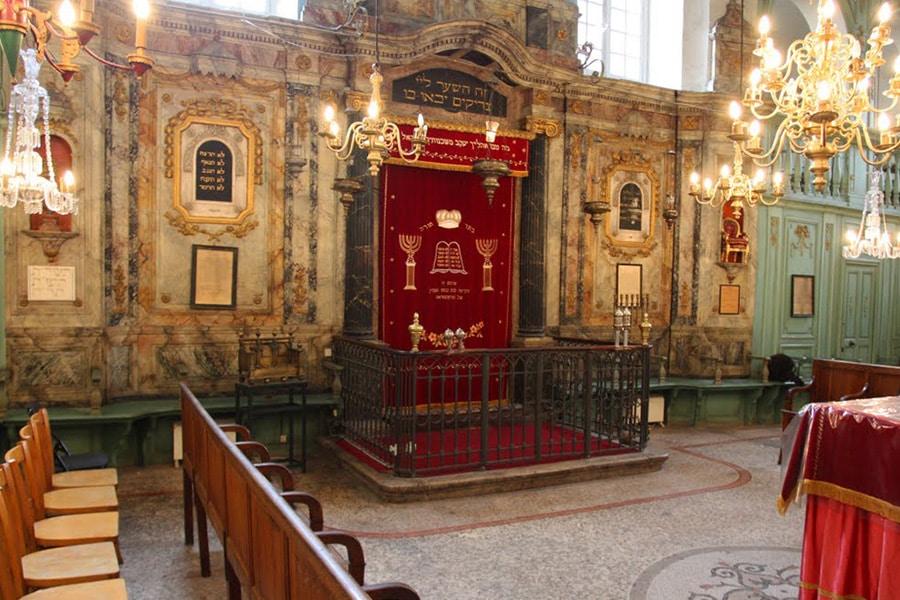 La Synagogue de Carpentras