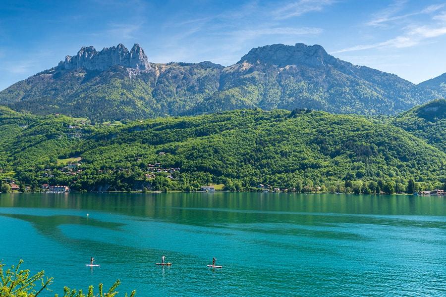 Lac d'Annecy Unique Hôtel Spa