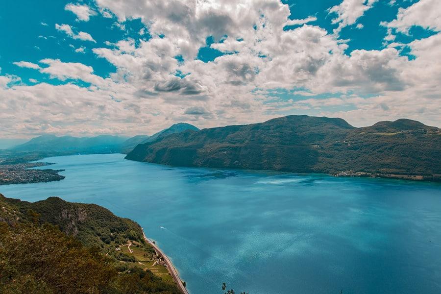 Lac du bourget activité Savoie