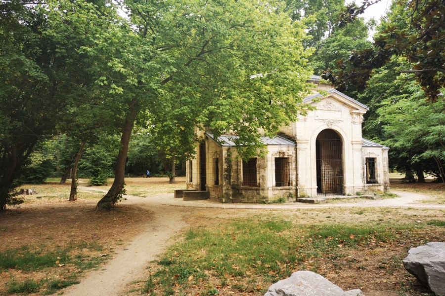 Pavillon de Omer Lazard Juvignac