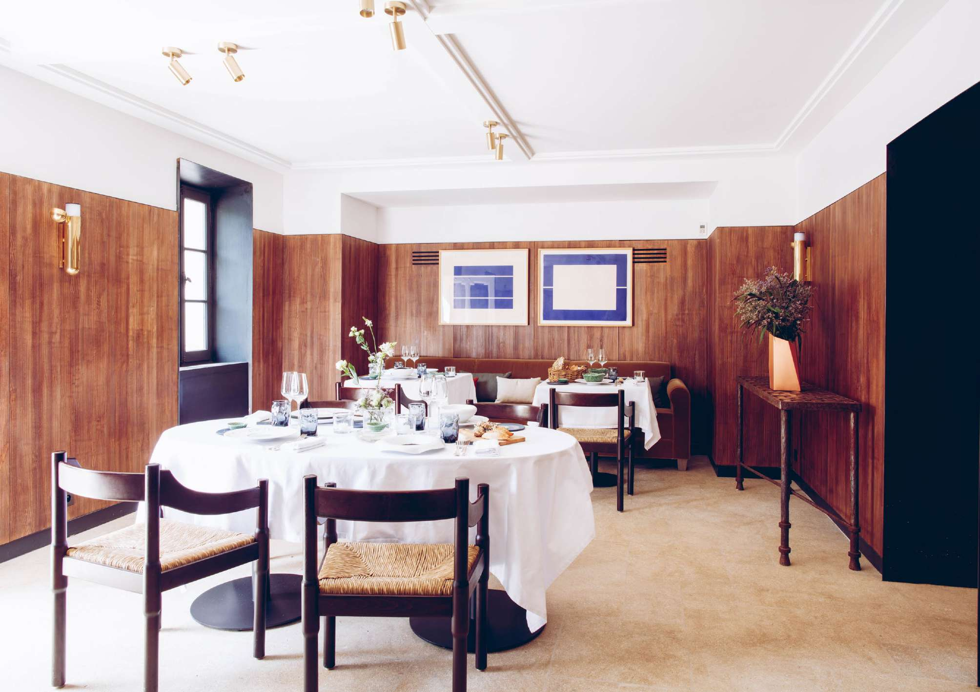 Restaurant Hôtel Crillon le Brave
