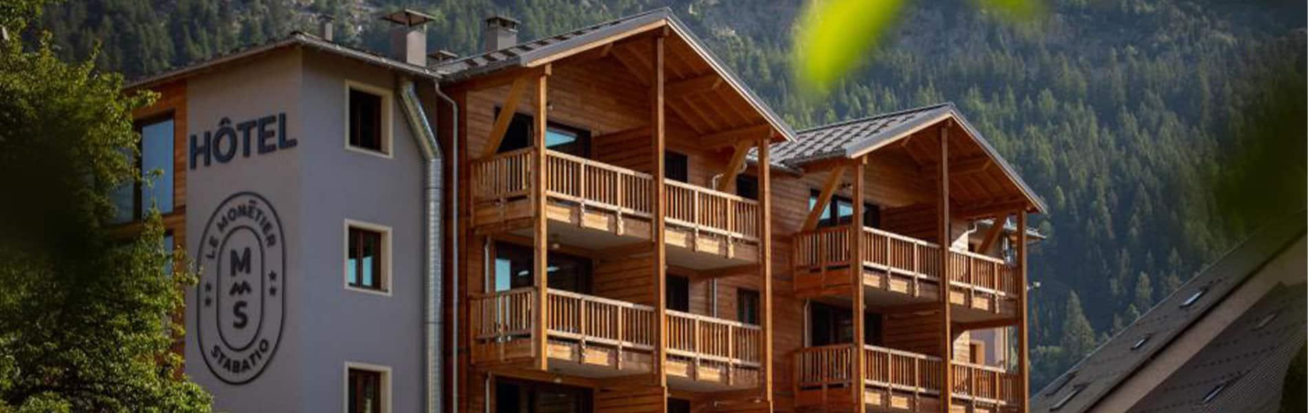Hôtel Monêtier : un établissement de charme dans la vallée de Serre-Chevalier