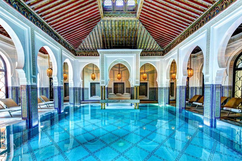 La Mamounia, le Palace de luxe de la ville rouge Marrakech