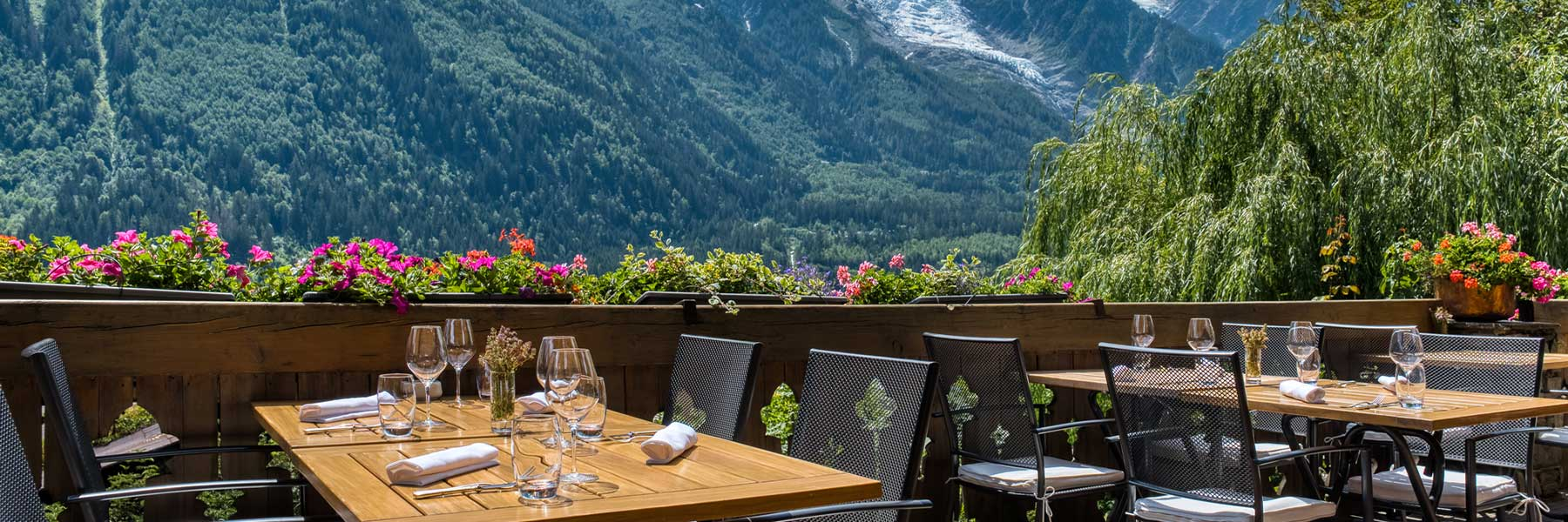 A new era at the Auberge du Bois Prin in Chamonix signed by Emmanuel and Kristine Renaut