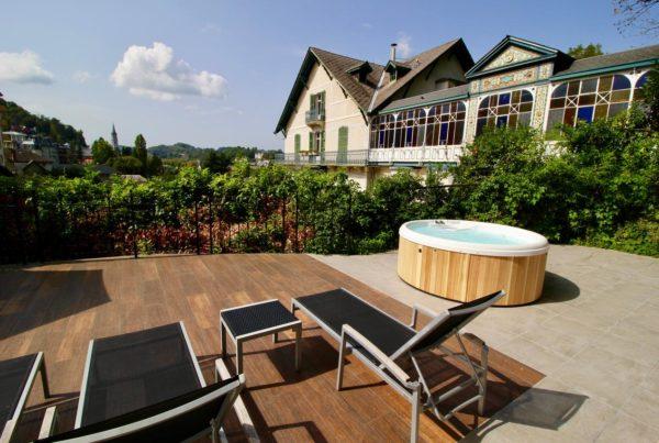 Le BELFRY et Spa, premier hôtel 5 étoiles en Hautes-Pyrénées