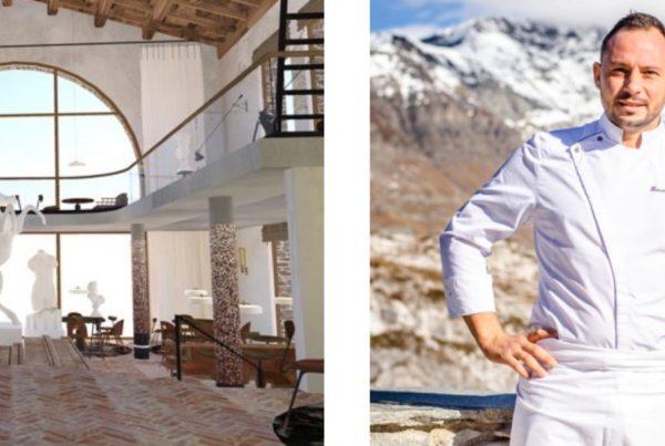Cucùcina : Une offre 100% italienne à la Folie Douce Val d'Isère