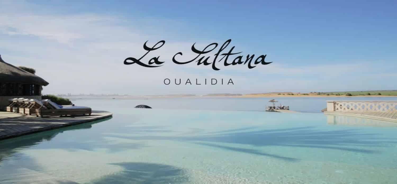 La Sultana Oualidia, un havre de paix paradisiaque