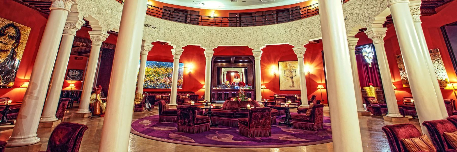 The Pearl Marrakech, a luxury hotel in Marrakech