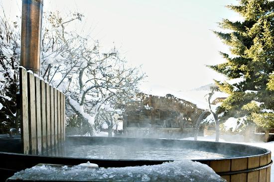 Un hiver à Megève