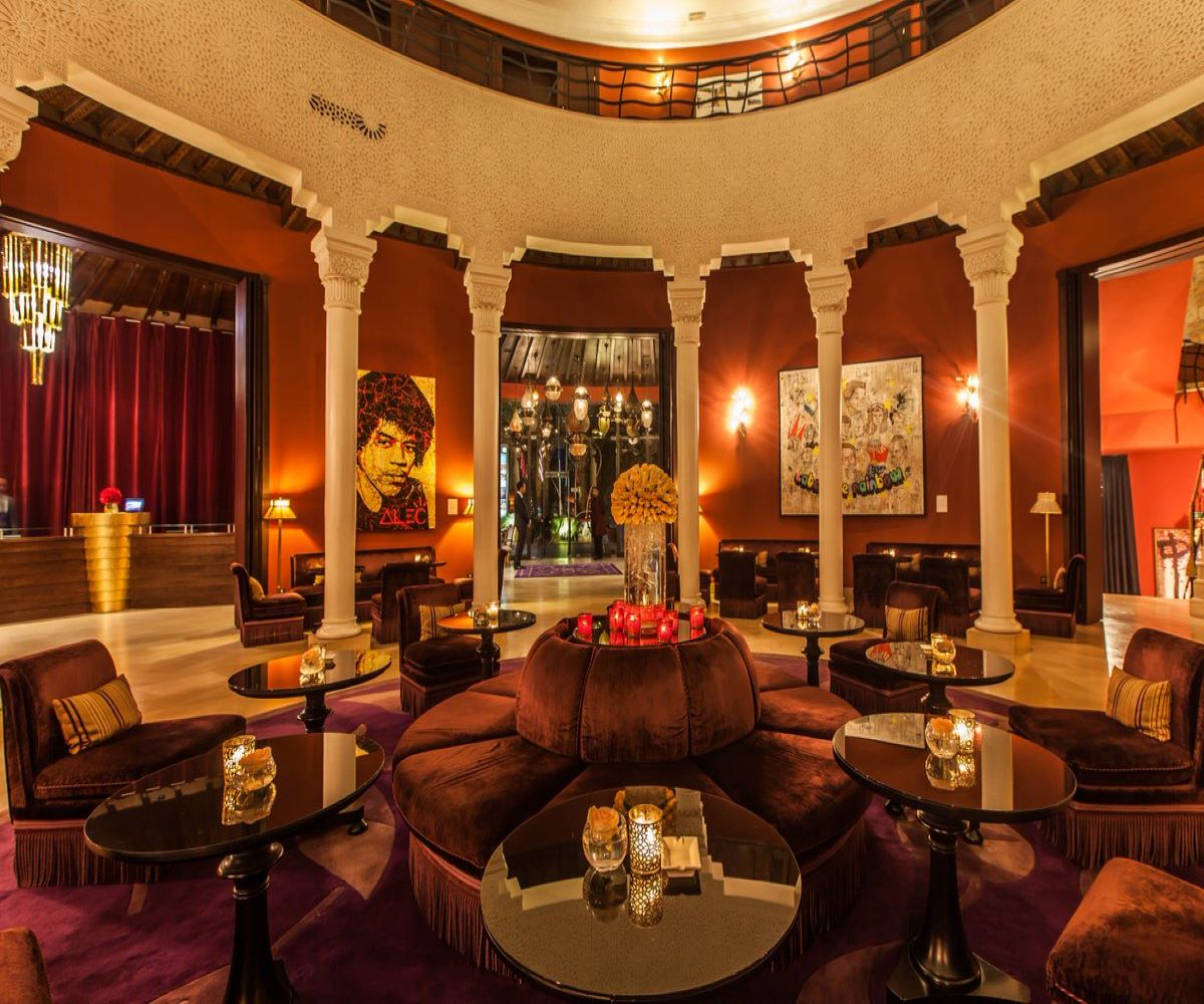 The Pearl Marrakech, un hôtel de luxe à Marrakech