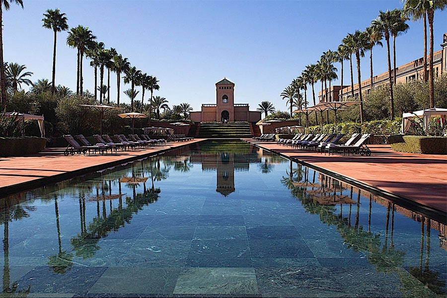 Unique Hôtel Spa vous propose de découvrir le Marrakech Selman pour votre cure détox