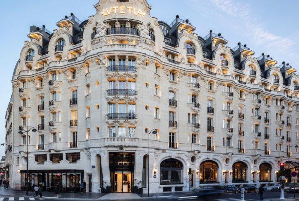 Hôtel Lutetia: Le mythique palace parisien se met à la Détox