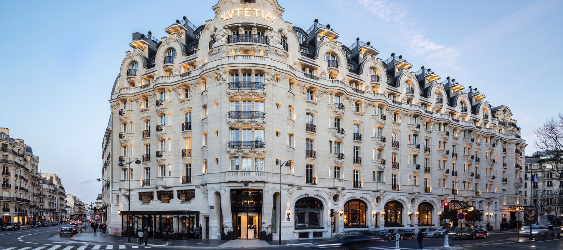 Hotel Lutetia : The mythical Parisian palace is getting into detox