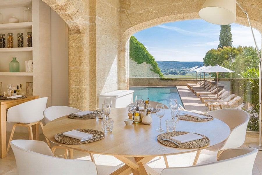 La piscine du Vieux Castillon