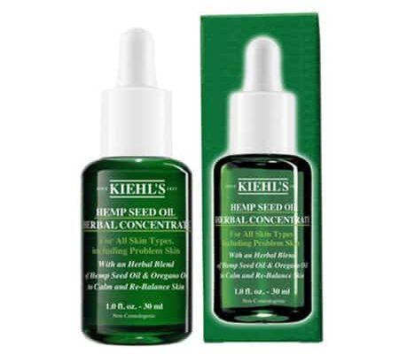Kiehl's Hemp Sativa Seed Oil Herbal Concentrate