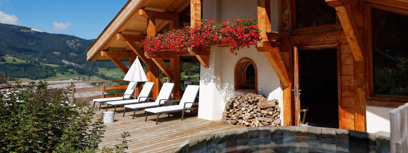 Flocons de sel : hôtel spa de montagne inédit