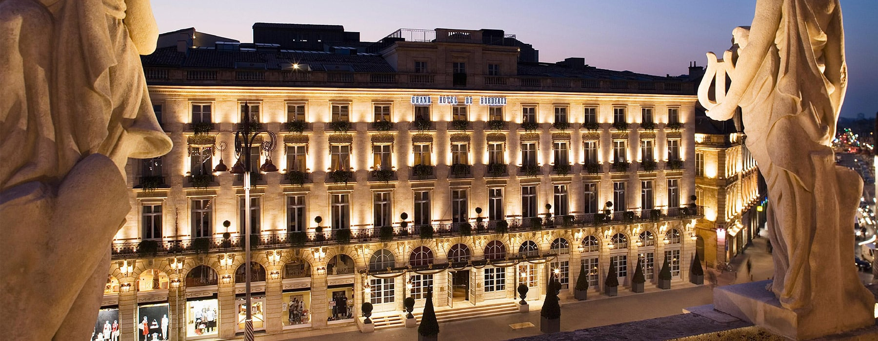 InterContinental Bordeaux – The Great Hôtel