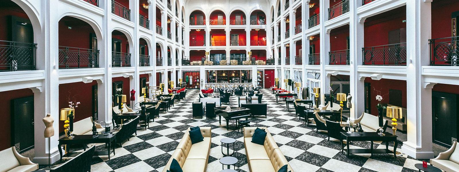 Le Régina Biarritz Hôtel & Spa, une adresse mythique à Biarritz
