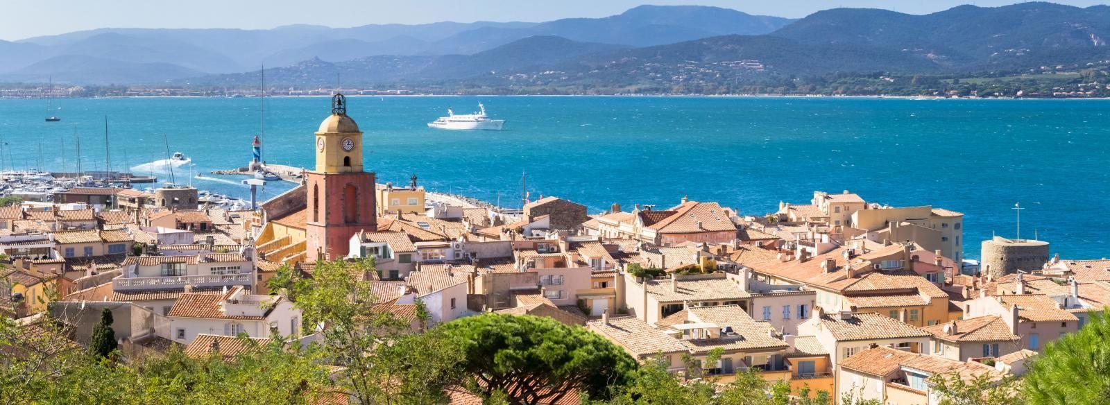 Lou Pinet, Hôtel Spa 5 étoiles de Saint-Tropez